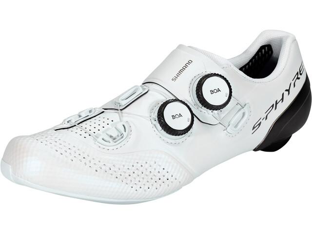Shimano SH-RC9 S-Phyre Bike Shoes, white